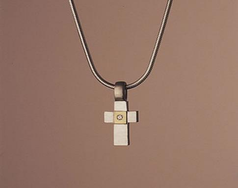Square Cross with Diamond